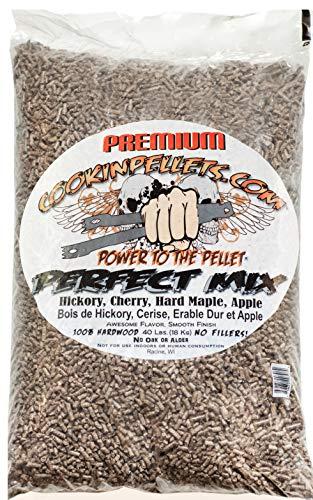 CookinPellets cppm18kg 18kg Pellets de Mezcla marrón